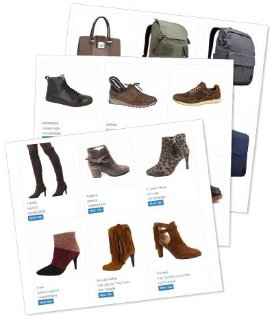 Shoes Lookbook Lente/Zomer 2015